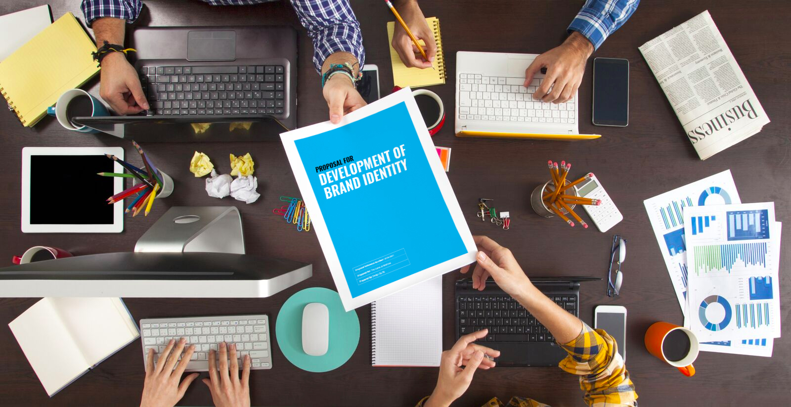 Why You Should Establish Brand Guidelines For Your Company